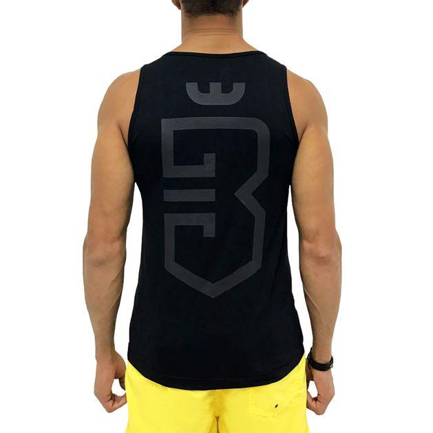 Regata Dry Fit Logo Back Preta 102. Regata Dry Fit Logo Back Preta 102.  Lista de Desejos 0a0f1e9fdf92b