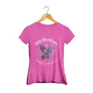 Camiseta_Ride_The_Waves_Rosa_F_201