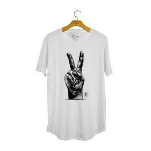 Camiseta_Paz_e_Amor_Branca_360